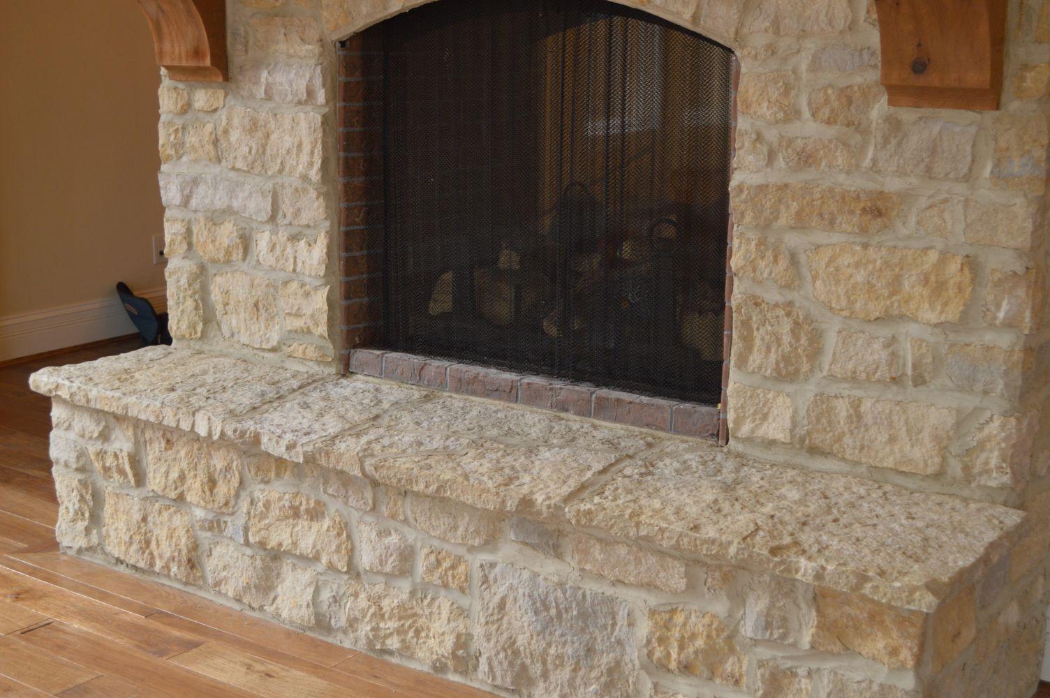 Natural Thin Cut Stone work