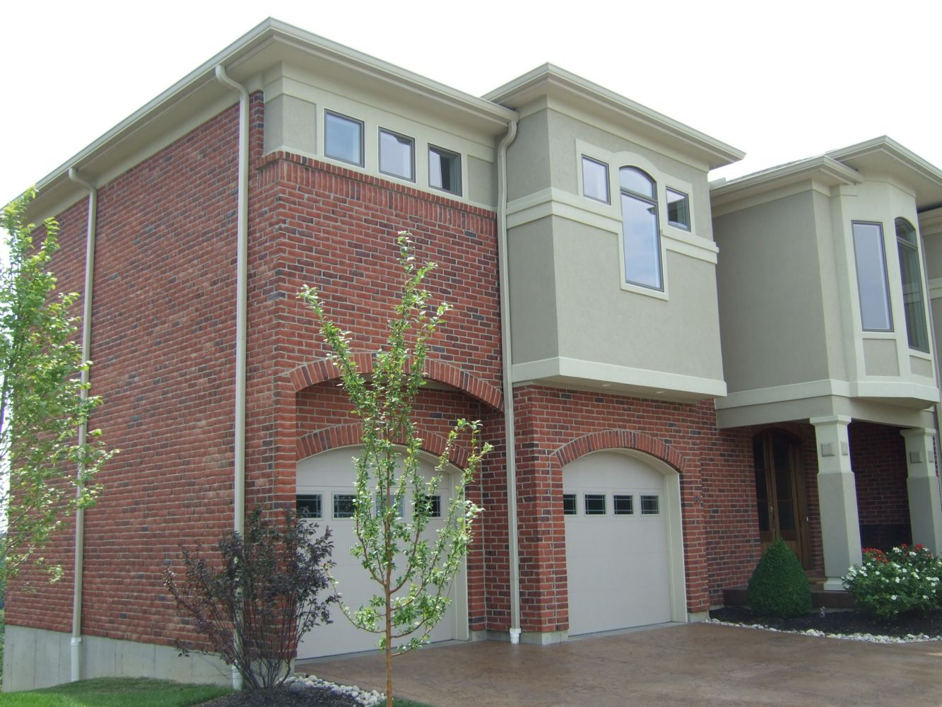 Bricks used for residential client