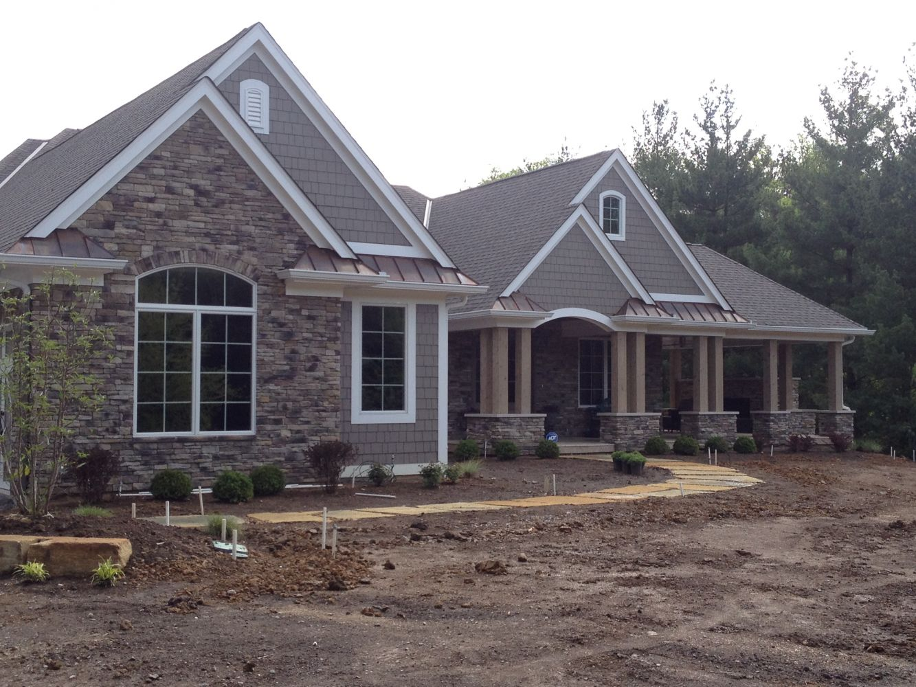 Cultured Stone – residential property