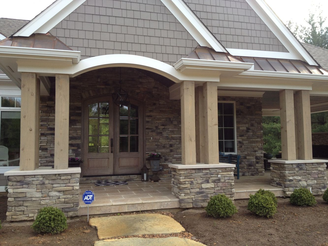 Cultured Stone – project