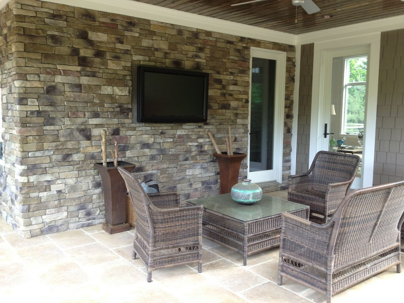 Cultured Stone – completed project