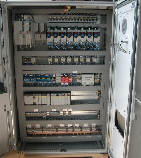 design of panels and electrical systems