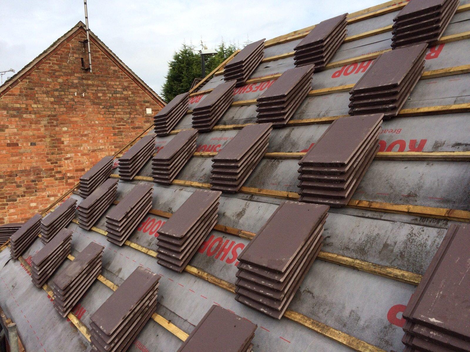 Roof Installations New Look Installations Ltd