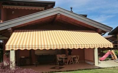 tenda esterna grande