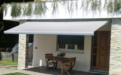tenda sole giardino esterna