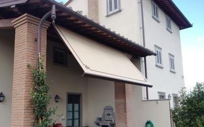 tenda scorrevole esterna