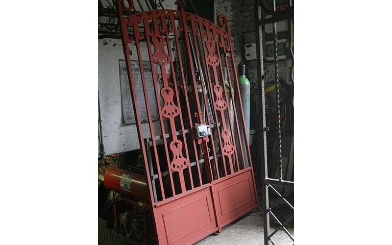 cancello elettrico