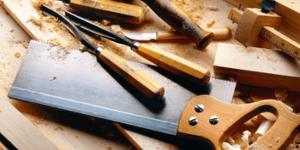 mobili, falegname, legno, attrezzi, sega