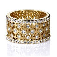 Gold and Diamond Ring - Augusta, NJ Jeweler