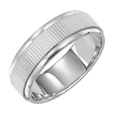 Men's Wedding Ring - Augusta, NJ Jewelry