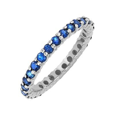 Sapphire Diamond Ring - Hometown Jewelry Store