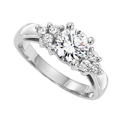 Diamond Engagement Ring - Augusta, NJ Jewelry