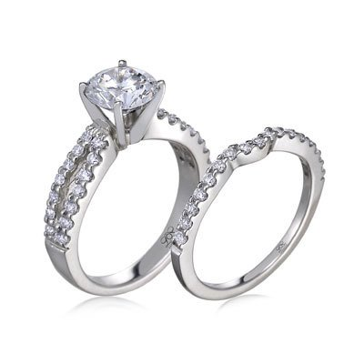 Engagement Rings - Wedding Bands