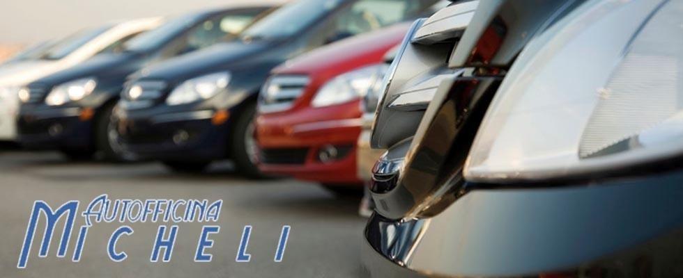 analisi di gas di scarico, vendita auto