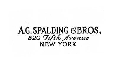A.G SPALDING & BROS logo