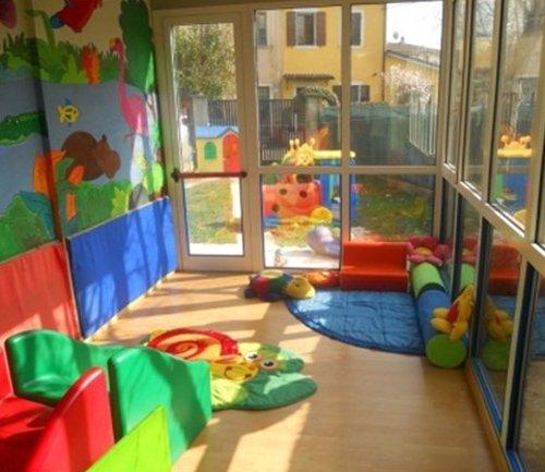 Spazio gioco per bambini