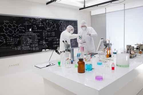 Laboratorio galenico a Lanciano