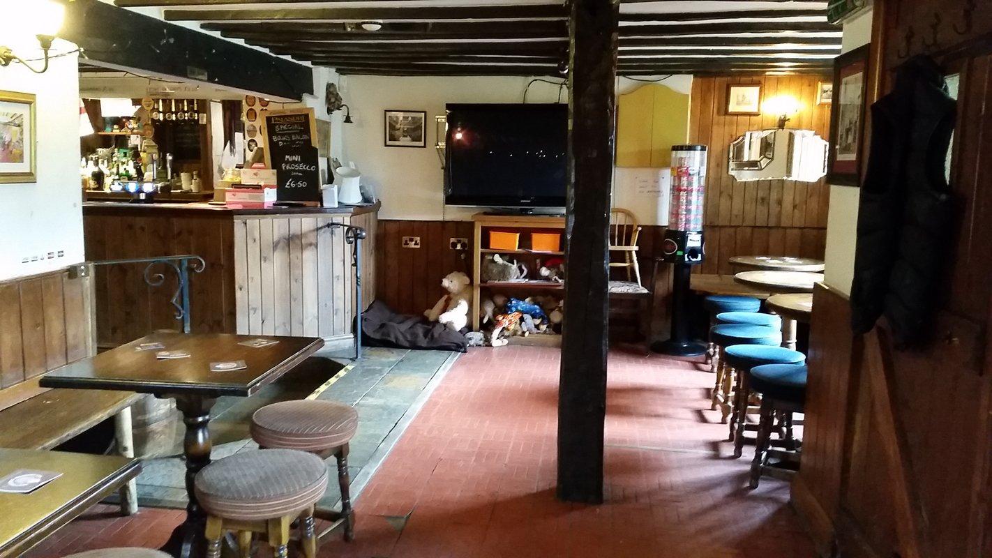 Pub interiors