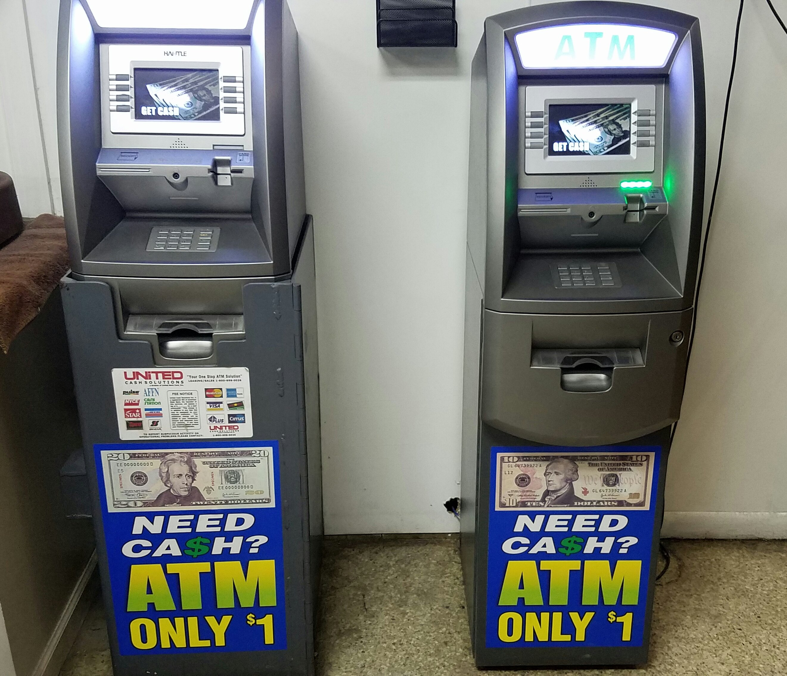 ATM Automated Teller Machines