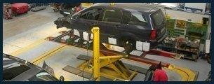 riparazione scocca auto