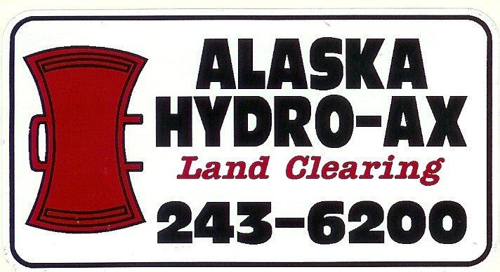 Alaska Hydro/Ax Land Clearing logo