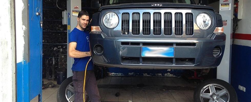 ammortizzatori per jeep