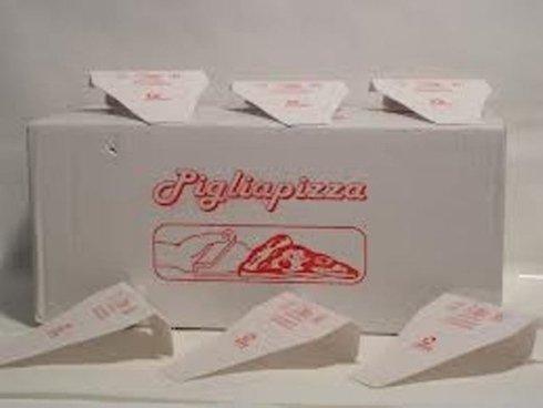 Confezione di presine in cartone per pizza