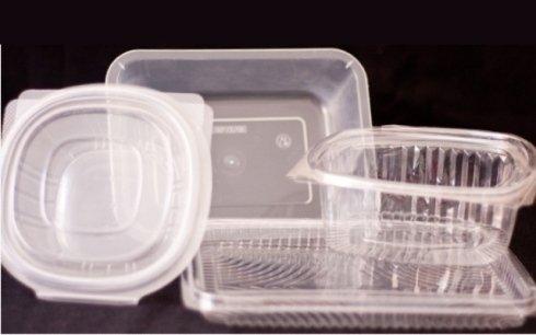 Vaschette in plastica