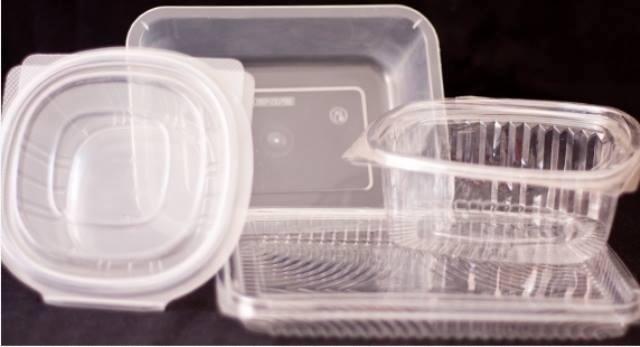 Confezioni in plastica