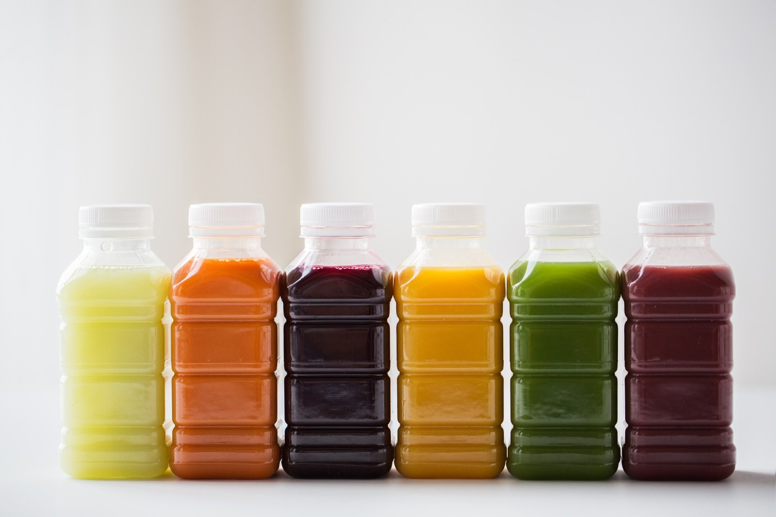 Confezioni per succhi di frutta