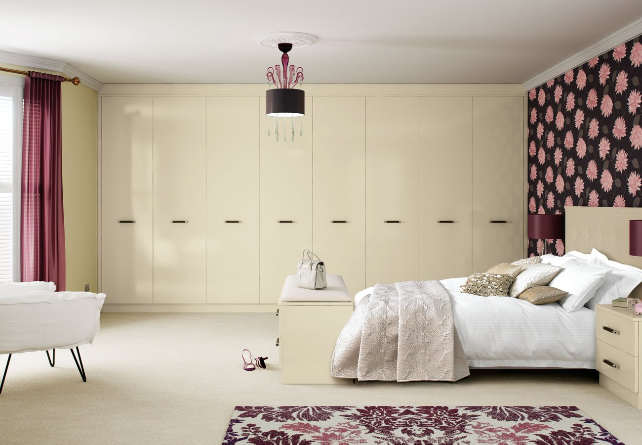 Bespoke Fitted Bedrooms & Wardrobes | MyFittedBedroom