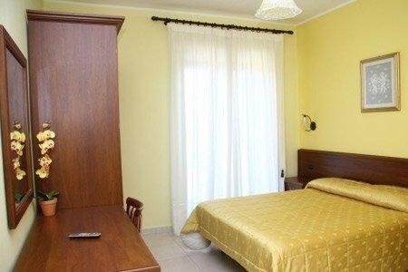 camera con balcone hotel