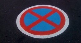 segnaletica orizzontale per simboli vari a Varese