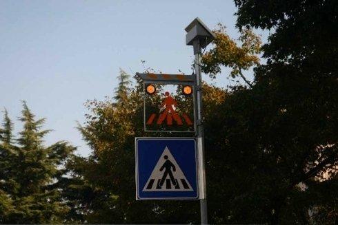 segnaletica stradale di sicurezza