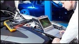 prove elettriche motore