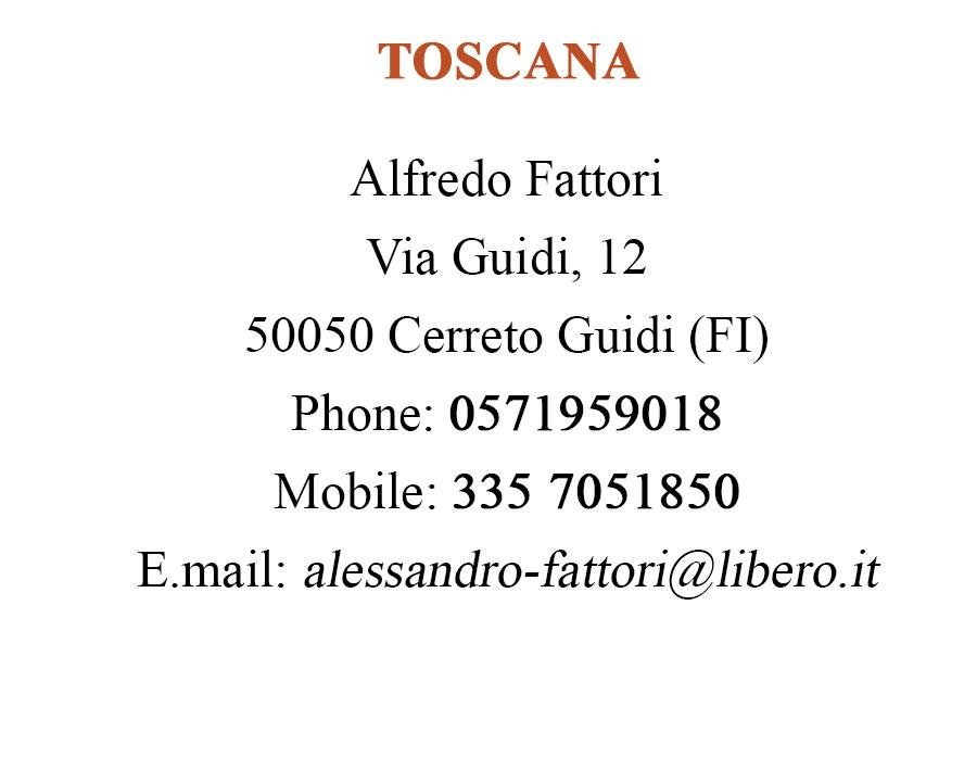 Hangar Handelsvertreter Emilia Romagna