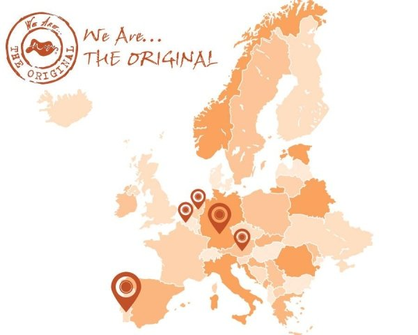 Distributeurs We Are The Original