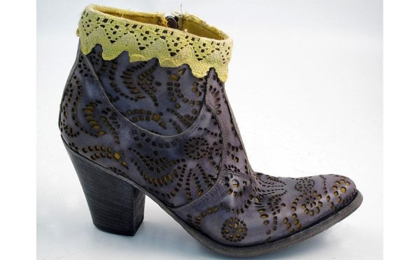 ITEM STEFI B - LEAD TUSCAN YELLOW LACE