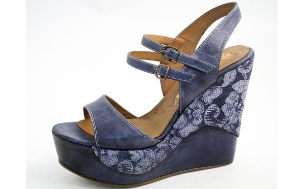 ITEM SHARA A - LEAD TUSCAN CHARCOAL LACE