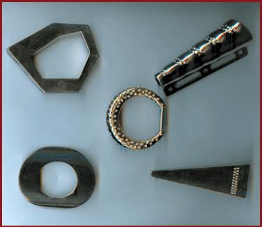 oggetti zama pressofusione