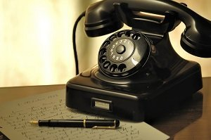 funeral plans telephone