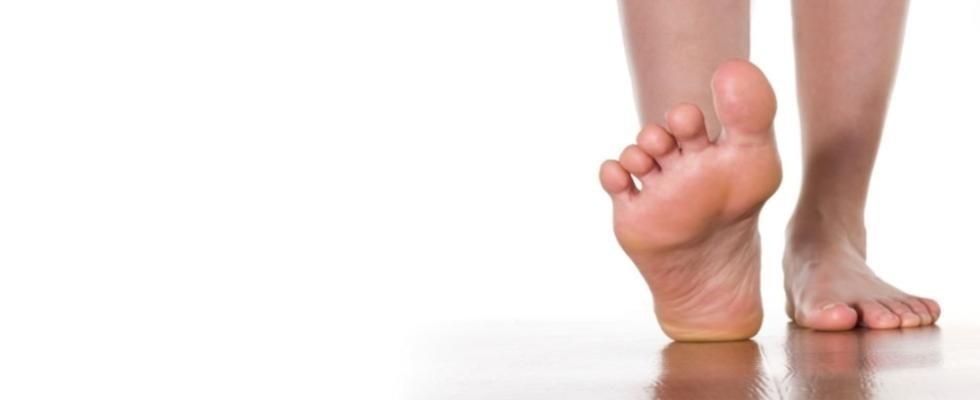 podologo e cura del piede