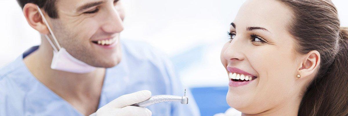 katoomba dental centre dentist checking patient