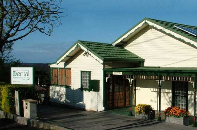 katoomba dental centre front view