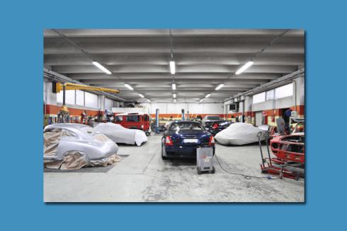 La gamma degli interventi di Carrozzeria Pastore e Maceri copre interamente il panorama delle quattro ruote.