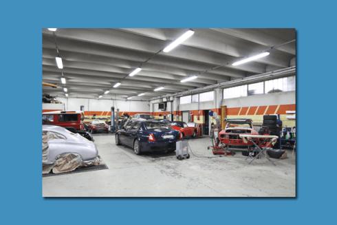 Presso la Carrozzeria Pastore e Maceri vengono venduti veicoli usati.