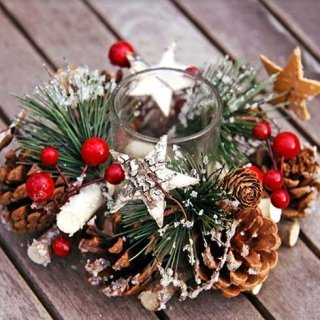 Centrotavola Natale