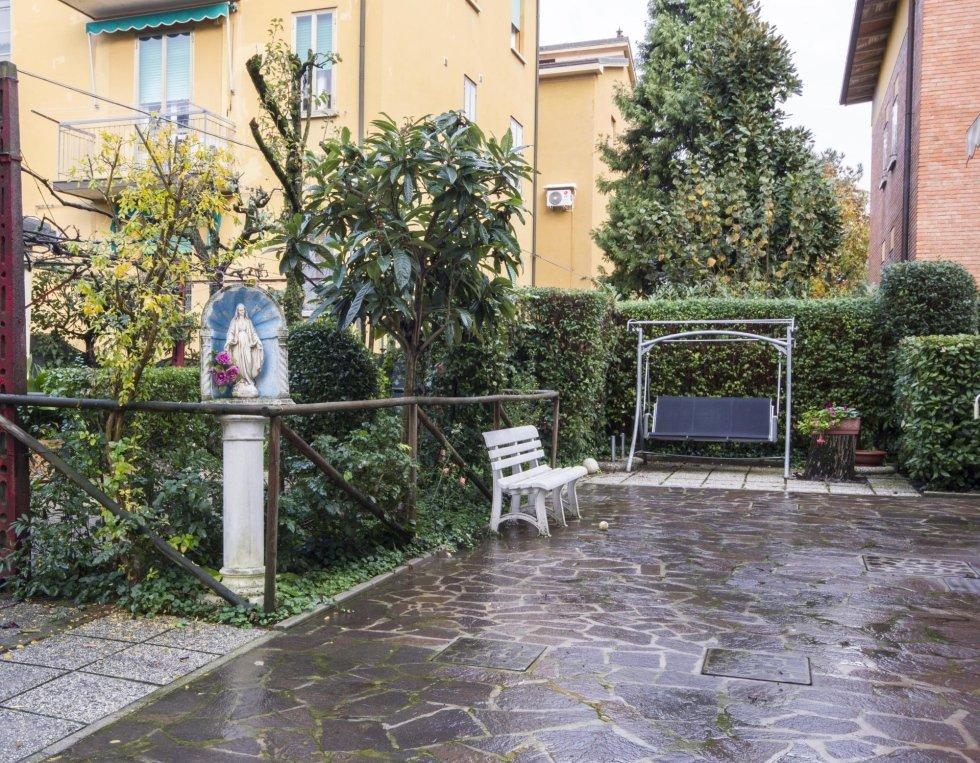 Villa dei cedri giardino