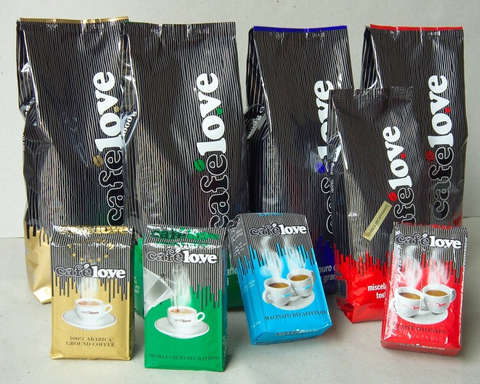 Sacchi cafelove