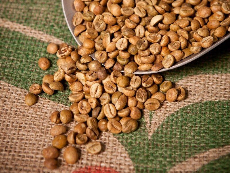 Dettaglio Sacco grani caffè